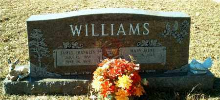 WILLIAMS, JAMES FRANKLIN - Columbia County, Arkansas | JAMES FRANKLIN WILLIAMS - Arkansas Gravestone Photos