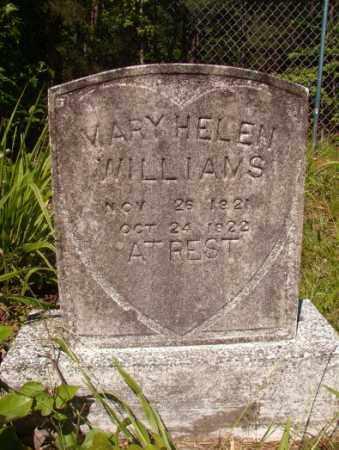 WILLIAMS, MARY HELEN - Columbia County, Arkansas | MARY HELEN WILLIAMS - Arkansas Gravestone Photos