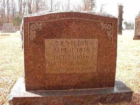 WILSON, D R - Columbia County, Arkansas | D R WILSON - Arkansas Gravestone Photos