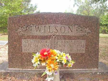 WILSON, GUS TURNER - Columbia County, Arkansas | GUS TURNER WILSON - Arkansas Gravestone Photos