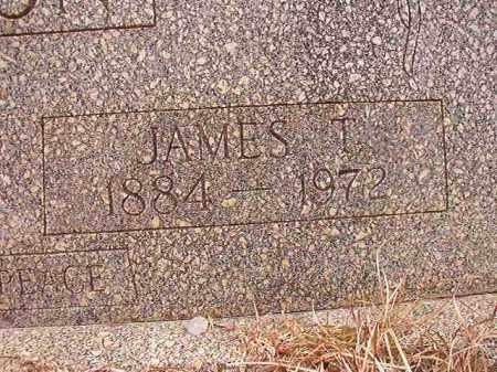 WILSON, JAMES T - Columbia County, Arkansas | JAMES T WILSON - Arkansas Gravestone Photos