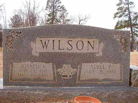 WILSON, JOSEPH E - Columbia County, Arkansas | JOSEPH E WILSON - Arkansas Gravestone Photos