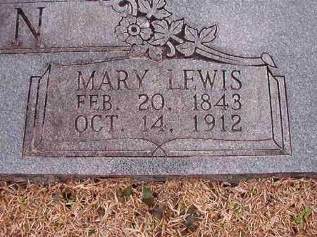 WILSON, MARY - Columbia County, Arkansas | MARY WILSON - Arkansas Gravestone Photos