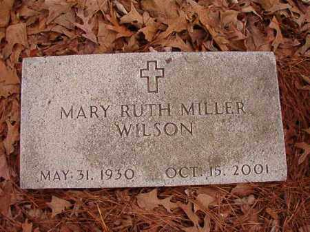 WILSON, MARY RUTH - Columbia County, Arkansas | MARY RUTH WILSON - Arkansas Gravestone Photos