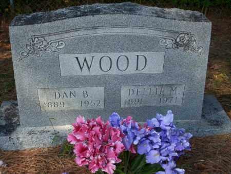 WOOD, DAN B - Columbia County, Arkansas | DAN B WOOD - Arkansas Gravestone Photos