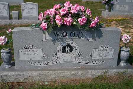 WOOD, I WANDALEEN - Columbia County, Arkansas | I WANDALEEN WOOD - Arkansas Gravestone Photos
