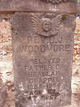 WOODMORE, REV, B J - Columbia County, Arkansas | B J WOODMORE, REV - Arkansas Gravestone Photos
