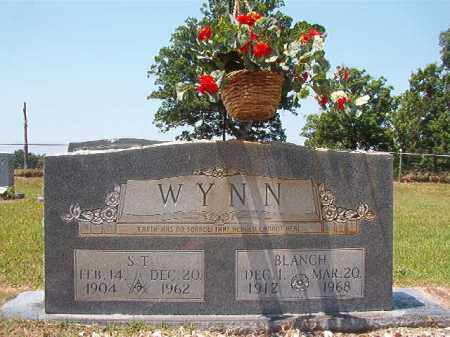 WYNN, S T - Columbia County, Arkansas | S T WYNN - Arkansas Gravestone Photos