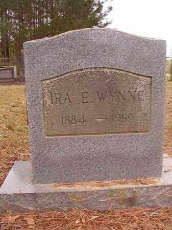 WYNNE, IRA E - Columbia County, Arkansas | IRA E WYNNE - Arkansas Gravestone Photos