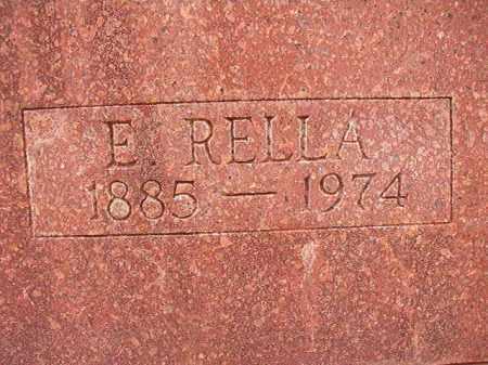 YOUNG, E RELLA - Columbia County, Arkansas | E RELLA YOUNG - Arkansas Gravestone Photos