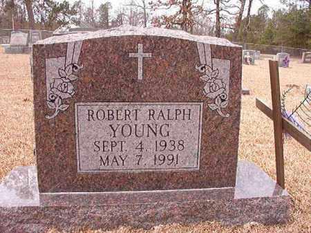 YOUNG, ROBERT RALPH - Columbia County, Arkansas | ROBERT RALPH YOUNG - Arkansas Gravestone Photos