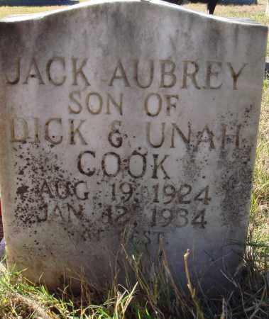 AUBREY, JACK - Conway County, Arkansas | JACK AUBREY - Arkansas Gravestone Photos
