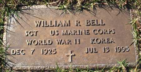 BELL  (VETERAN 2 WARS), WILLIAM R - Conway County, Arkansas | WILLIAM R BELL  (VETERAN 2 WARS) - Arkansas Gravestone Photos