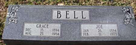 BELL, GRACE - Conway County, Arkansas | GRACE BELL - Arkansas Gravestone Photos