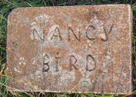 BIRD, NANCY - Conway County, Arkansas | NANCY BIRD - Arkansas Gravestone Photos