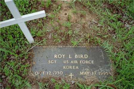 BIRD, ROY L. - Conway County, Arkansas | ROY L. BIRD - Arkansas Gravestone Photos