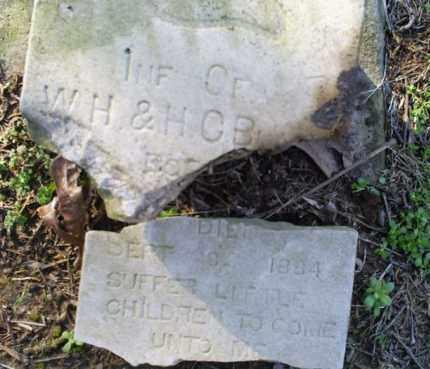 BLACK, INFANT - Conway County, Arkansas | INFANT BLACK - Arkansas Gravestone Photos