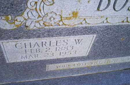 BOSTIAN, CHARLES W. - Conway County, Arkansas | CHARLES W. BOSTIAN - Arkansas Gravestone Photos