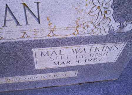 BOSTIAN, MAE - Conway County, Arkansas | MAE BOSTIAN - Arkansas Gravestone Photos