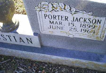 BOSTIAN, PORTER JACKSON - Conway County, Arkansas   PORTER JACKSON BOSTIAN - Arkansas Gravestone Photos