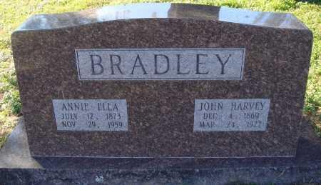 BRADLEY, JOHN HARVEY - Conway County, Arkansas | JOHN HARVEY BRADLEY - Arkansas Gravestone Photos