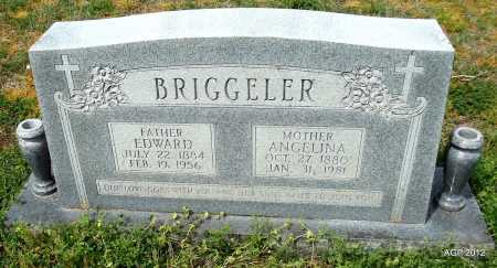 "BRIGGELER, ANGELINA ""ANNIE"" - Conway County, Arkansas 