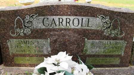 CARROLL, BETHA R - Conway County, Arkansas | BETHA R CARROLL - Arkansas Gravestone Photos