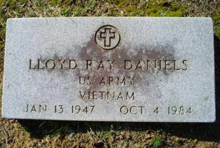 DANIELS (VETERAN VIET), LLOYD RAY - Conway County, Arkansas | LLOYD RAY DANIELS (VETERAN VIET) - Arkansas Gravestone Photos