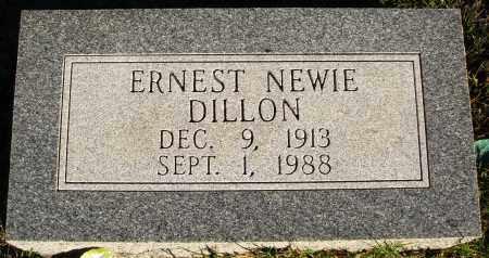 DILLON, ERNEST NEWIE - Conway County, Arkansas | ERNEST NEWIE DILLON - Arkansas Gravestone Photos