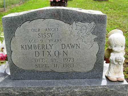 DIXON, KIMBERLY DAWN - Conway County, Arkansas | KIMBERLY DAWN DIXON - Arkansas Gravestone Photos