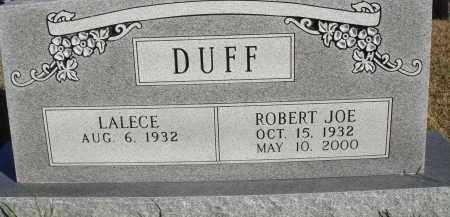 DUFF, ROBERT JOE - Conway County, Arkansas | ROBERT JOE DUFF - Arkansas Gravestone Photos