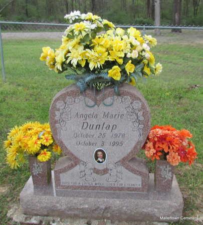 DUNLAP, ANGELA MARIE - Conway County, Arkansas | ANGELA MARIE DUNLAP - Arkansas Gravestone Photos