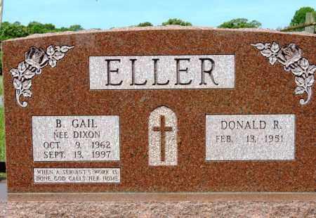 DIXON ELLER, B. GAIL - Conway County, Arkansas | B. GAIL DIXON ELLER - Arkansas Gravestone Photos