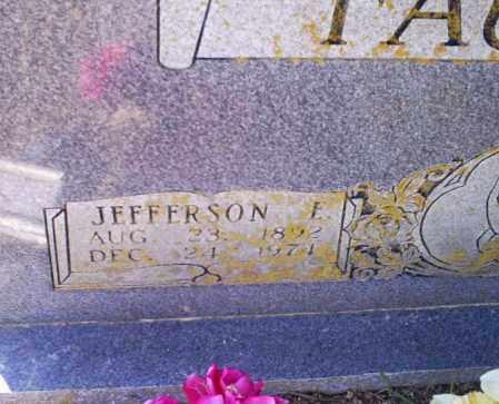 FAULKNER, JEFFERSON E. - Conway County, Arkansas   JEFFERSON E. FAULKNER - Arkansas Gravestone Photos