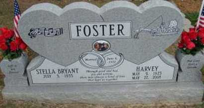 FOSTER, HARVEY - Conway County, Arkansas | HARVEY FOSTER - Arkansas Gravestone Photos
