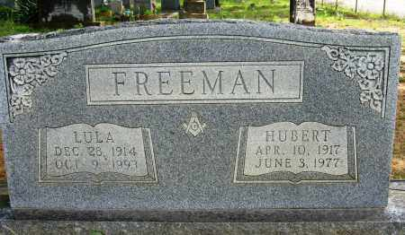 FREEMAN, LULA - Conway County, Arkansas | LULA FREEMAN - Arkansas Gravestone Photos