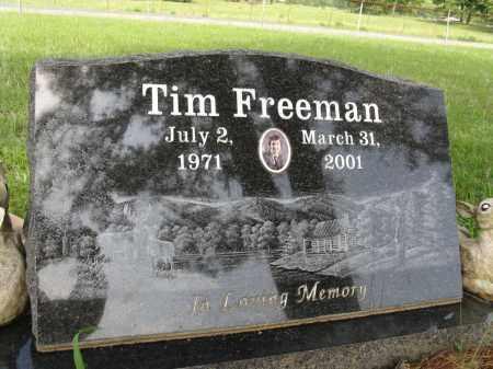 FREEMAN, TIM - Conway County, Arkansas   TIM FREEMAN - Arkansas Gravestone Photos