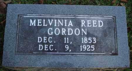 REED GORDON, MELVINIA - Conway County, Arkansas | MELVINIA REED GORDON - Arkansas Gravestone Photos