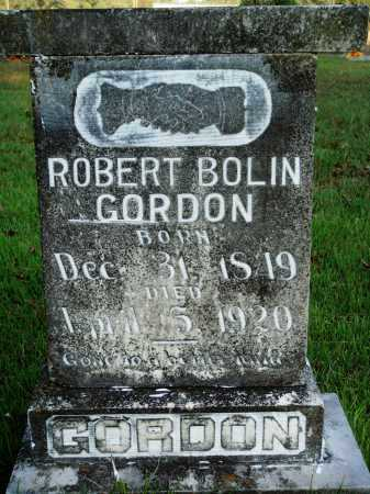 GORDON, ROBERT BOLIN - Conway County, Arkansas | ROBERT BOLIN GORDON - Arkansas Gravestone Photos