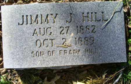 HILL, JIMMY J. - Conway County, Arkansas | JIMMY J. HILL - Arkansas Gravestone Photos