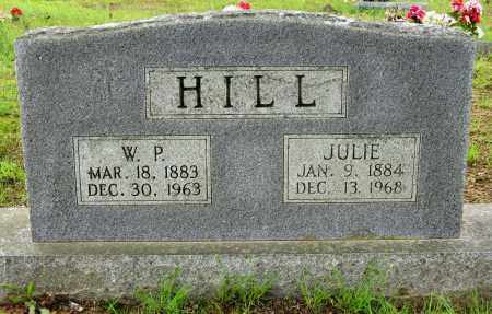 HILL, JULIE - Conway County, Arkansas   JULIE HILL - Arkansas Gravestone Photos