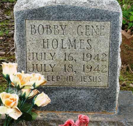 HOLMES, BOBBY GENE - Conway County, Arkansas | BOBBY GENE HOLMES - Arkansas Gravestone Photos