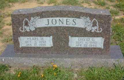 JONES, WINNIE PEARL - Conway County, Arkansas | WINNIE PEARL JONES - Arkansas Gravestone Photos