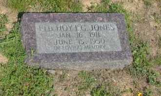 JONES, HOYT GILLARD - Conway County, Arkansas | HOYT GILLARD JONES - Arkansas Gravestone Photos