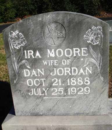 JORDAN, IRA - Conway County, Arkansas | IRA JORDAN - Arkansas Gravestone Photos