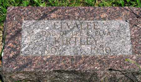 KIRTLEY, ELVALEE - Conway County, Arkansas   ELVALEE KIRTLEY - Arkansas Gravestone Photos