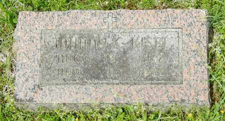 KISER, JOHNNY C - Conway County, Arkansas   JOHNNY C KISER - Arkansas Gravestone Photos