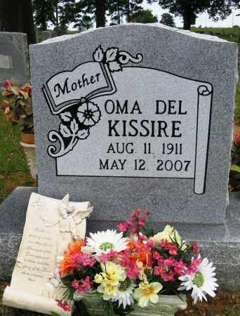KISSIRE, OMA DEL - Conway County, Arkansas | OMA DEL KISSIRE - Arkansas Gravestone Photos