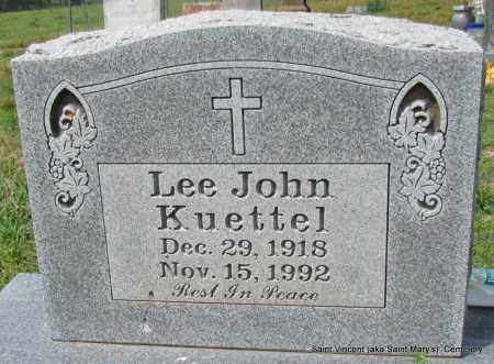 KUETTEL, LEE JOHN - Conway County, Arkansas | LEE JOHN KUETTEL - Arkansas Gravestone Photos