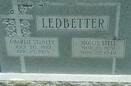 LEDBETTER, MOLLIE (MARY JANE) - Conway County, Arkansas | MOLLIE (MARY JANE) LEDBETTER - Arkansas Gravestone Photos